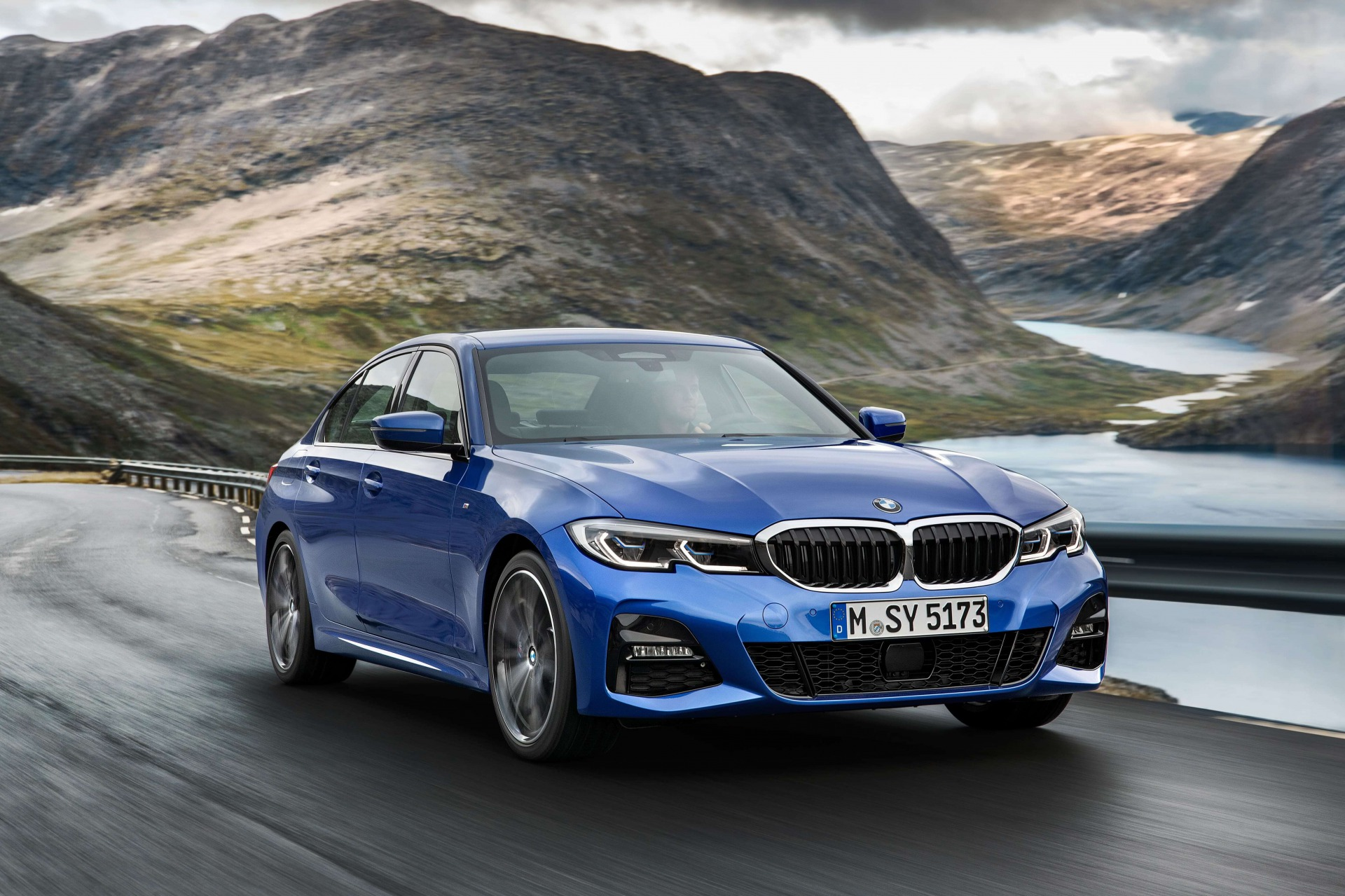 BMW 3シリーズ セダン 2019年