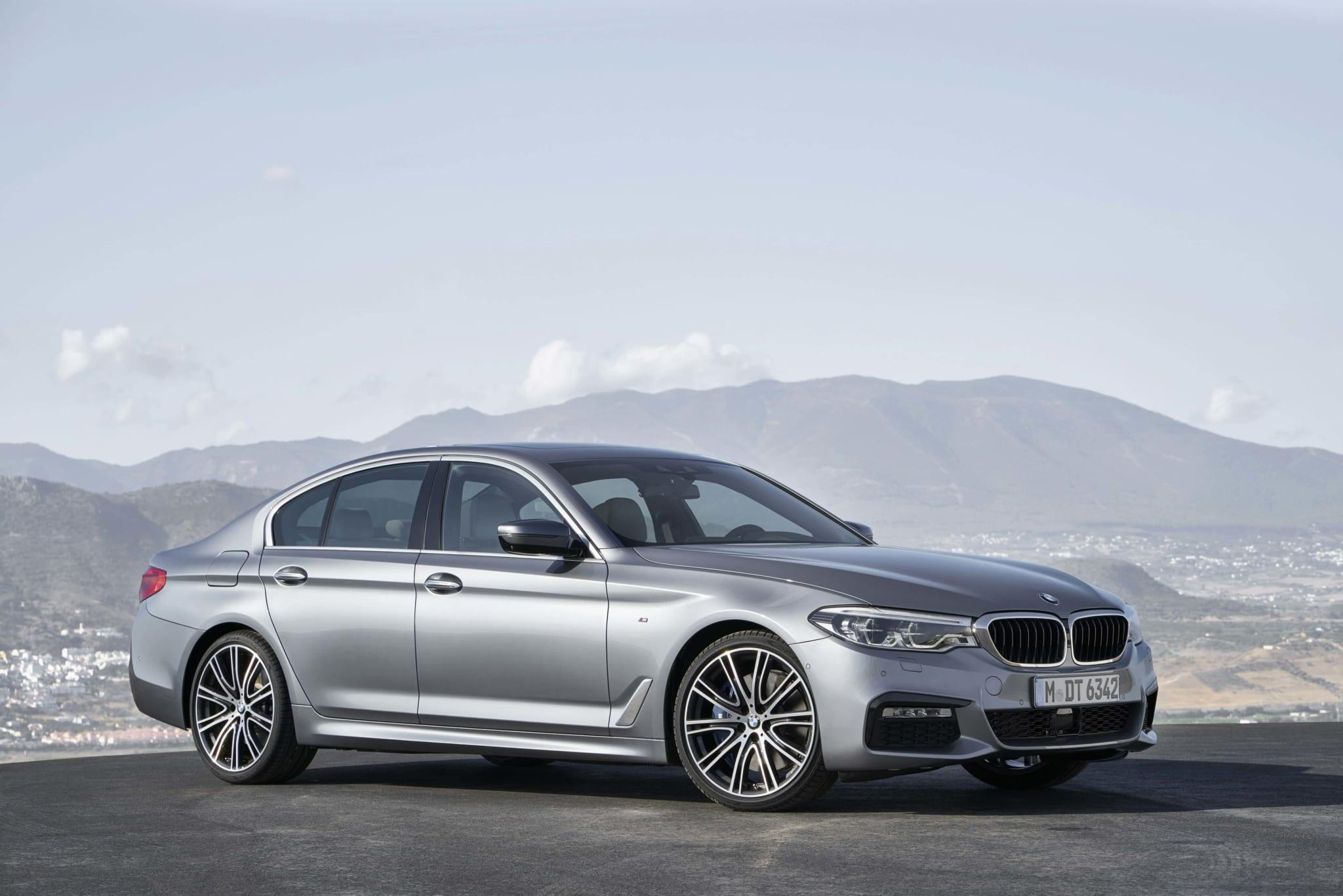 BMW 5シリーズ セダン 2019年