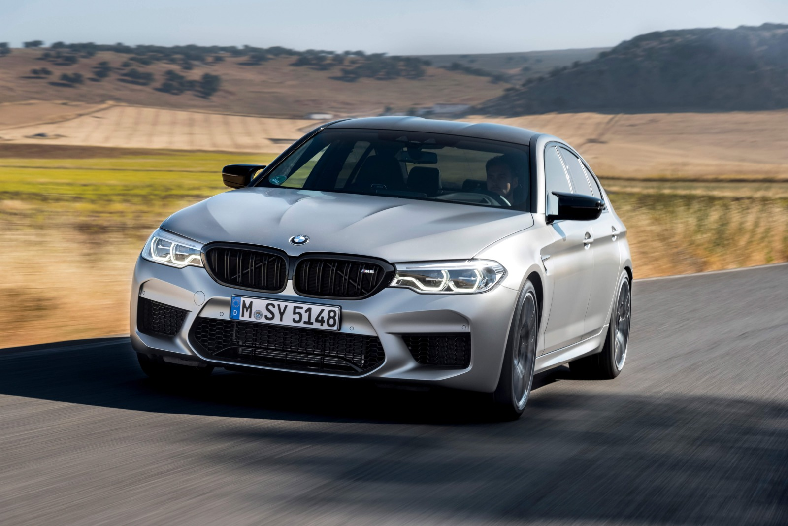 BMW M5 セダン 2019年