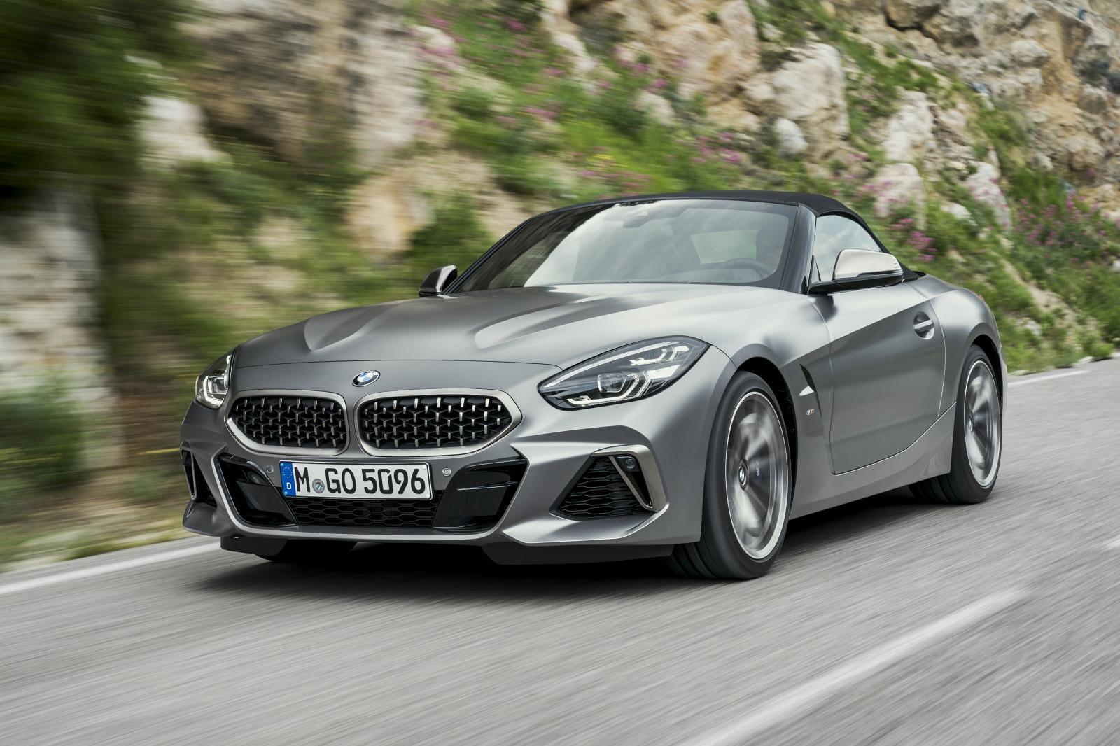 BMW Z4 2019年