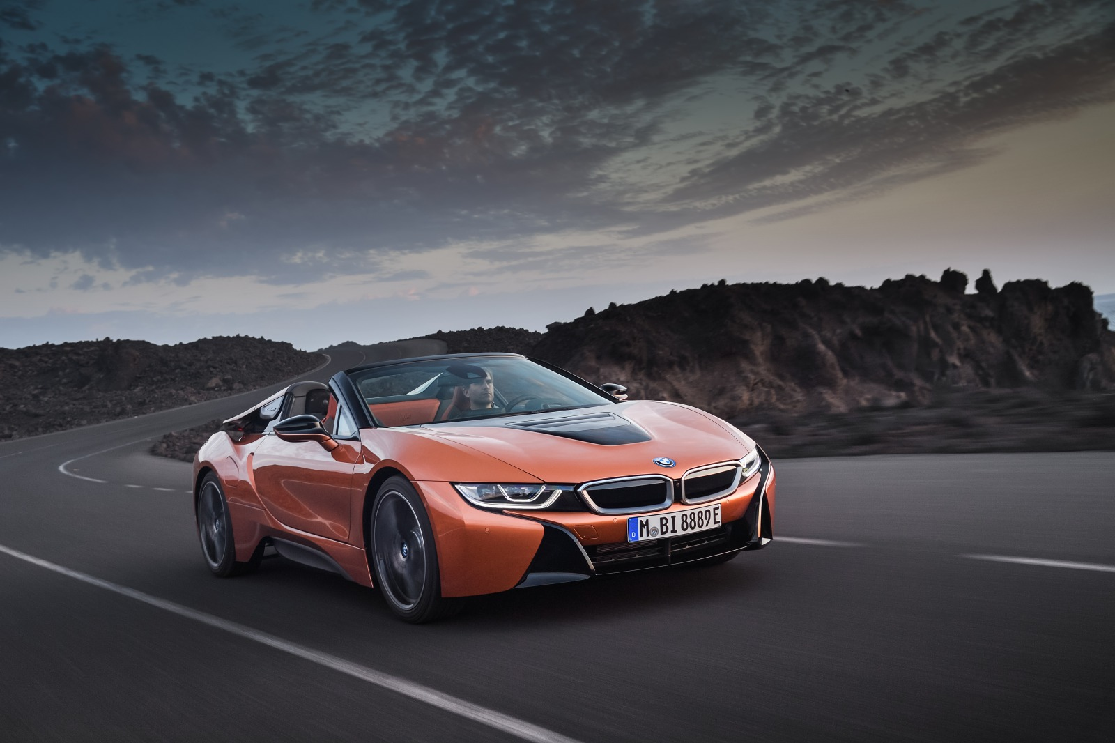 BMW i8ロードスター 2019年