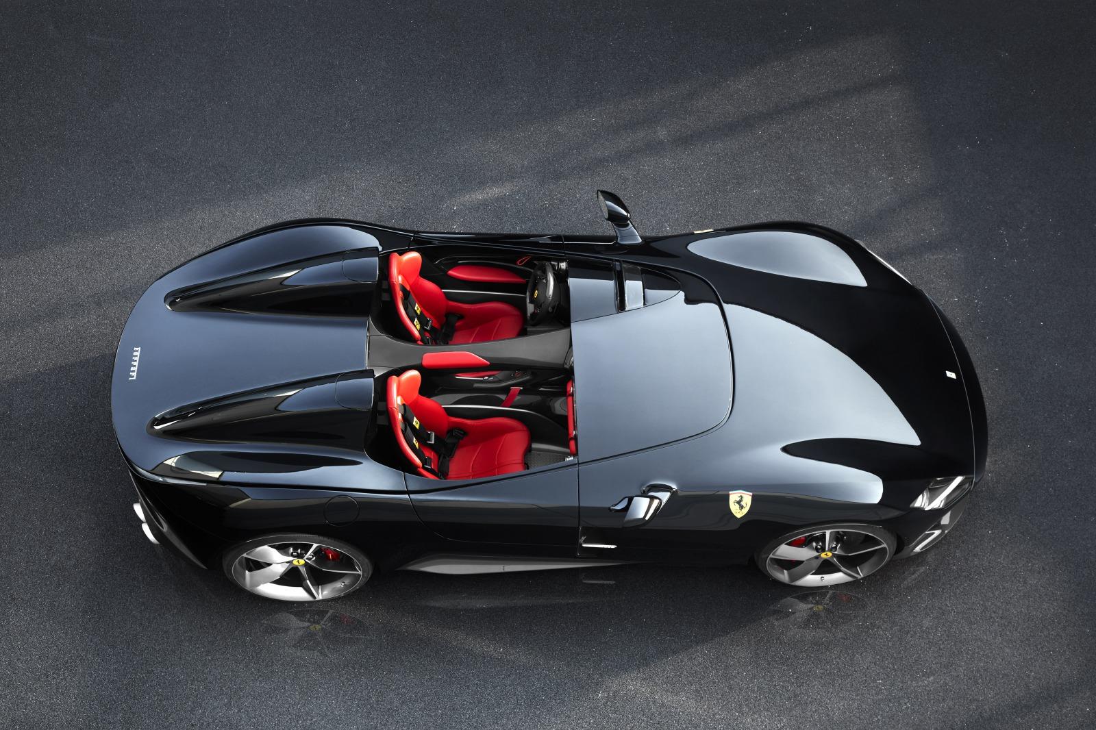 フェラーリ モンツァSP2 2019年