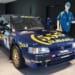 STI ギャラリーがリニューアルオープン!歴代レーシングカー展示も