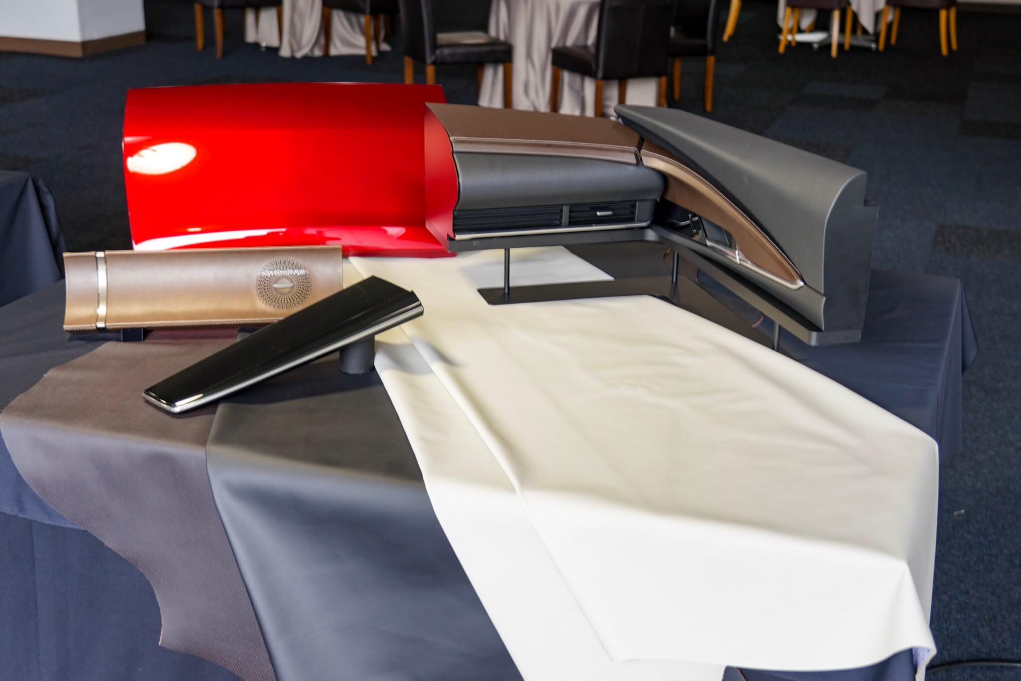 マツダ CX-30 Lパッケージ 内装パーツ