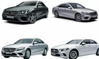 新車で買えるメルセデス・ベンツとメルセデスAMGのセダン【2019年最新情報】