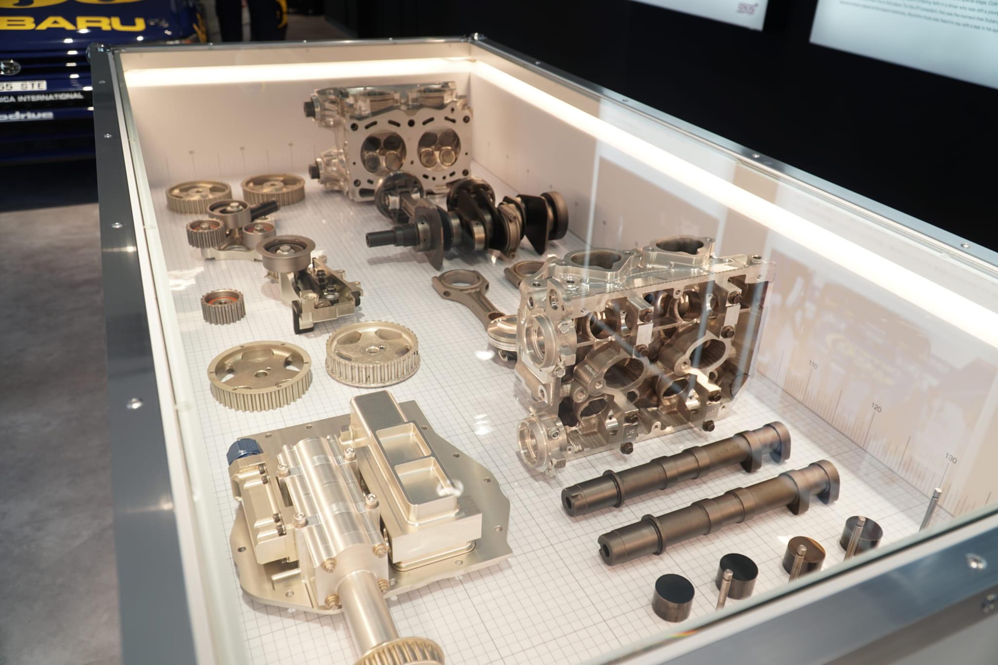 EJ20 エンジン