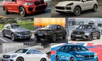 新車で買えるSUVクーペ一覧【2019年最新情報】