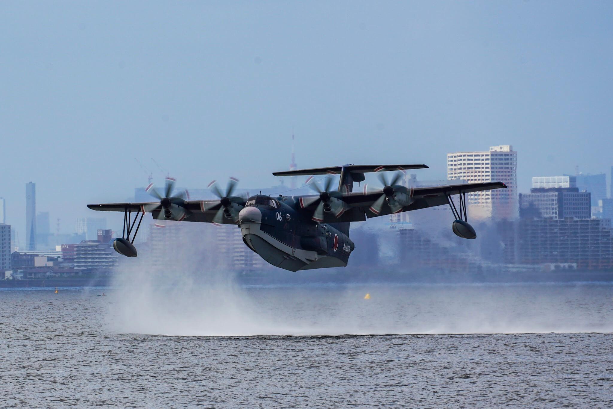 救難飛行艇 US-2