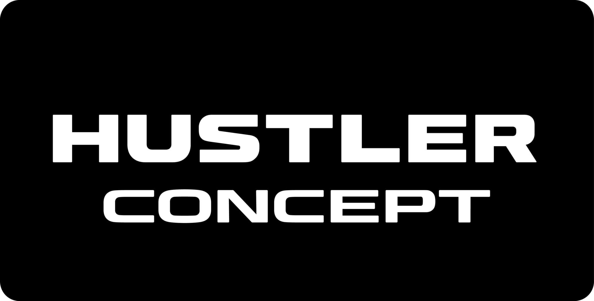 ハスラー コンセプト ロゴ