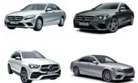 新車で買えるメルセデス・ベンツとメルセデスAMGのハイブリッドカー【2019年最新情報】