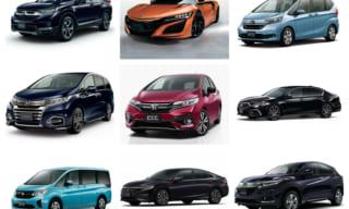 新車で買えるホンダのハイブリッドカー【2019年最新情報】