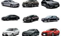 新車で買えるハイブリッドセダン【2019年最新情報】