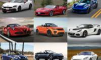 新車で買える外車オープンカー一覧 2019年最新情報|マセラティやロータスからシボレーなど