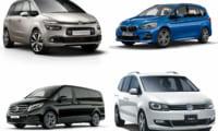 新車で買える外車・輸入車ミニバン一覧 2019年最新版