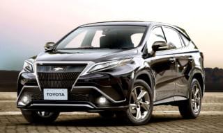 トヨタ新型ハリアーは2020年発表か!次期型はレクサス顔?