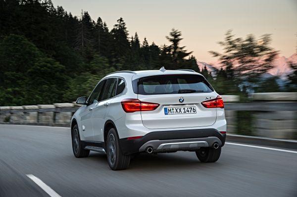 BMW X1 2017年型