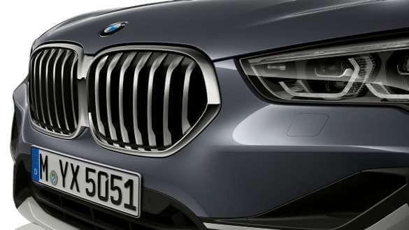 BMW X1 キドニーグリル 2019年型