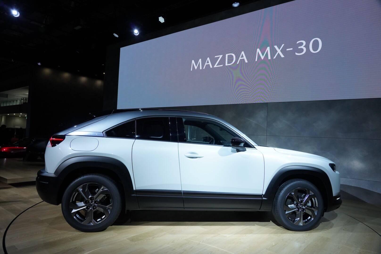 マツダ MX-30 コンセプト 東京モーターショー2019