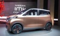 日産デイズルークス新型か?軽EVコンセプト「IMk」を東京モーターショー2019で発表