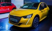 プジョー新型208が六本木ヒルズで日本初公開!2020年に国内販売へ