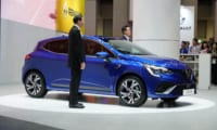 ルノー新型ルーテシアが東京モーターショー2019で日本初公開!