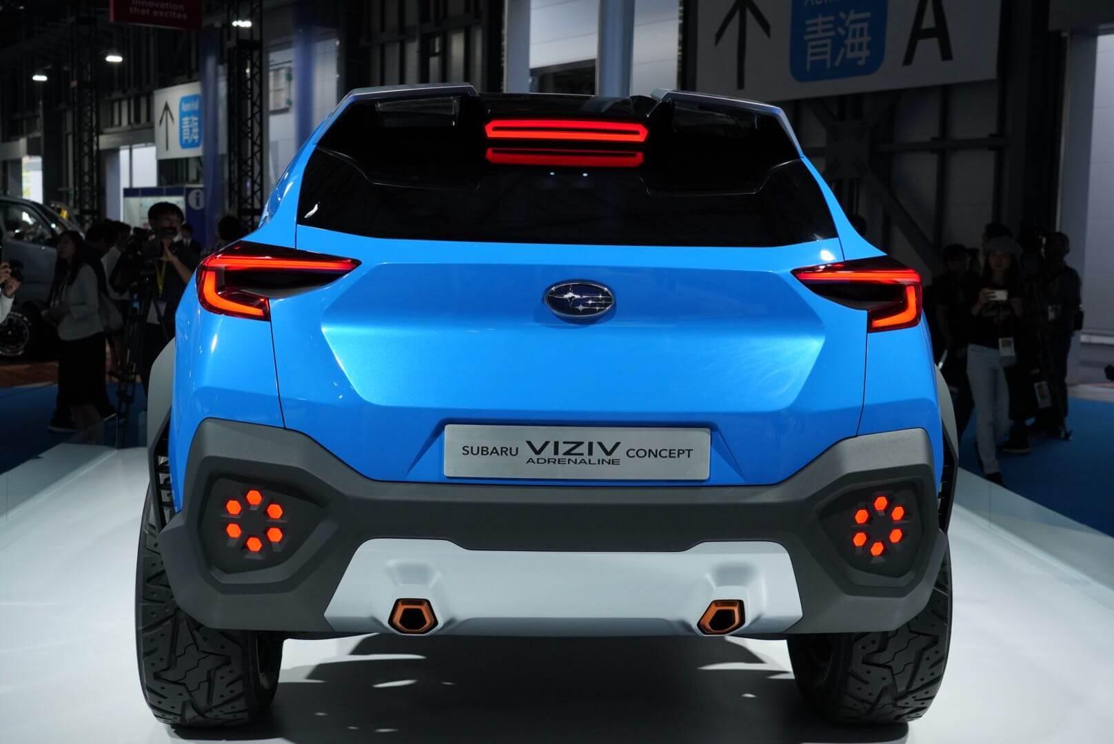 SUBARU VIZIV ADRENALINE CONCEPT(スバル VISIV アドレナリン コンセプト)東京モーターショー2019