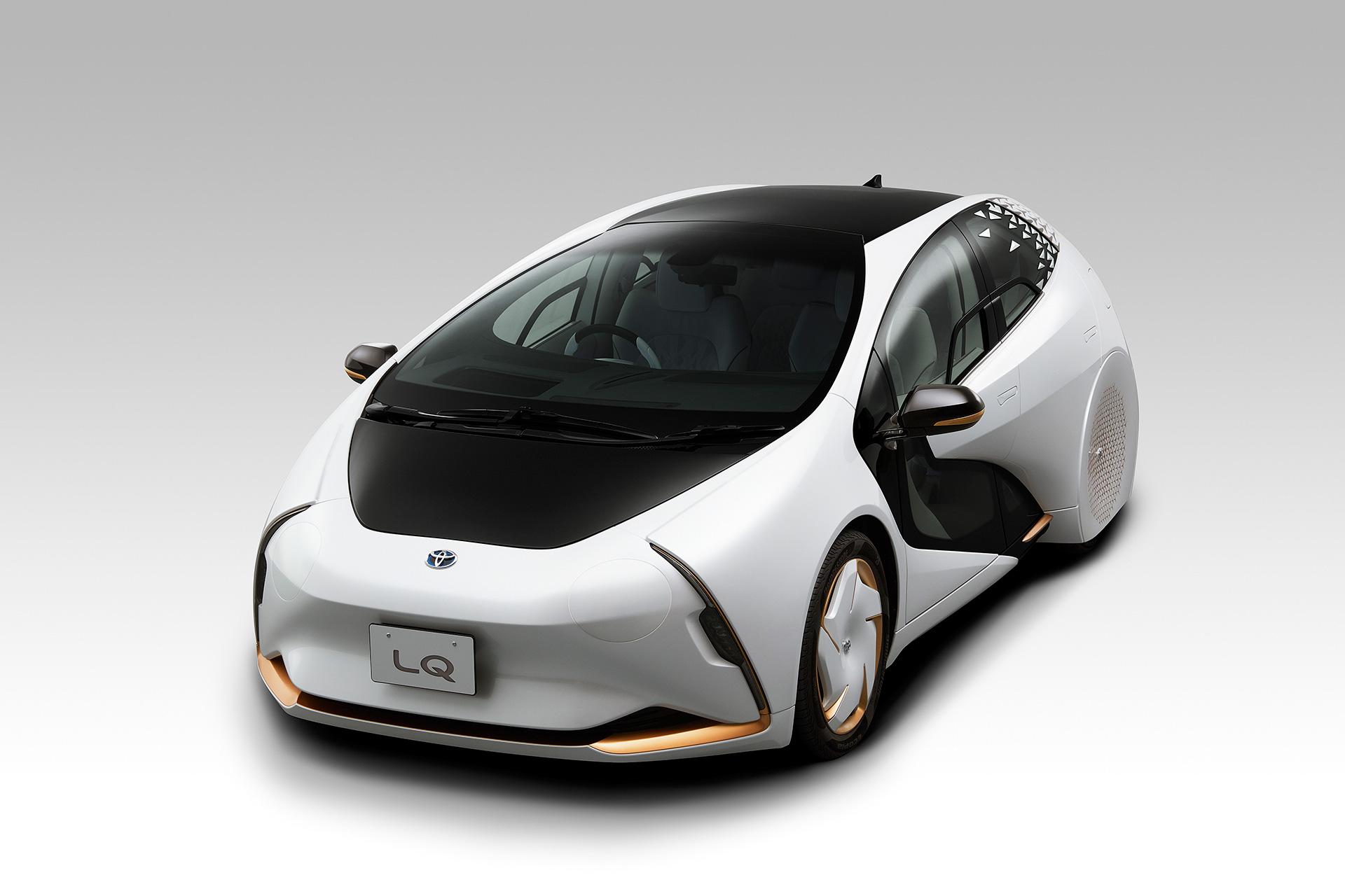 トヨタ LQ