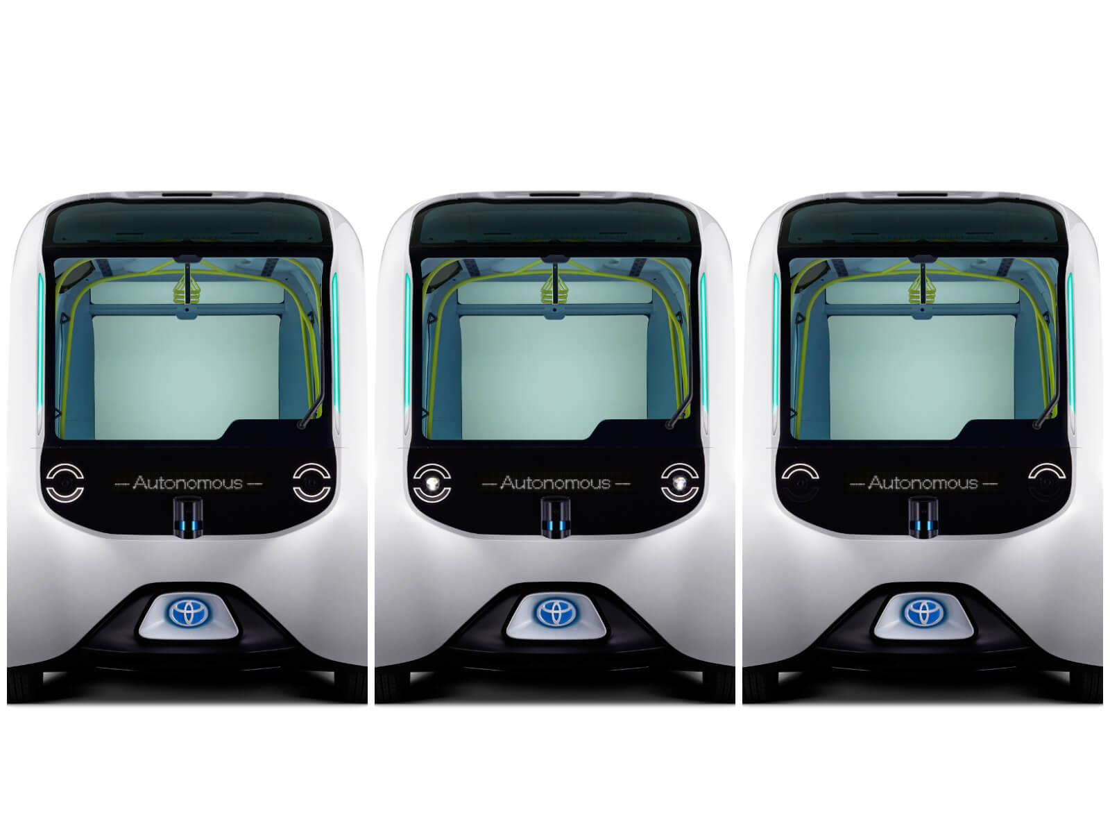 トヨタ eパレット 東京2020オリンピック・パラリンピック仕様