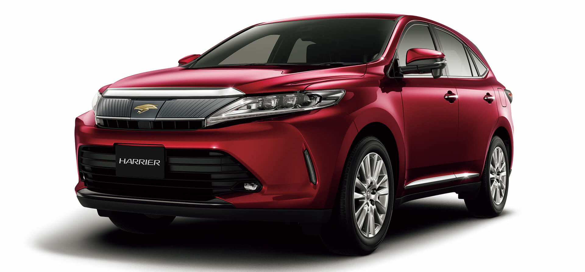 Toyota_harrier_DBA-ZSU60W-ANXGP_front_side