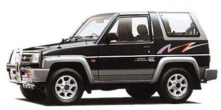 ダイハツ ロッキー 1995年型