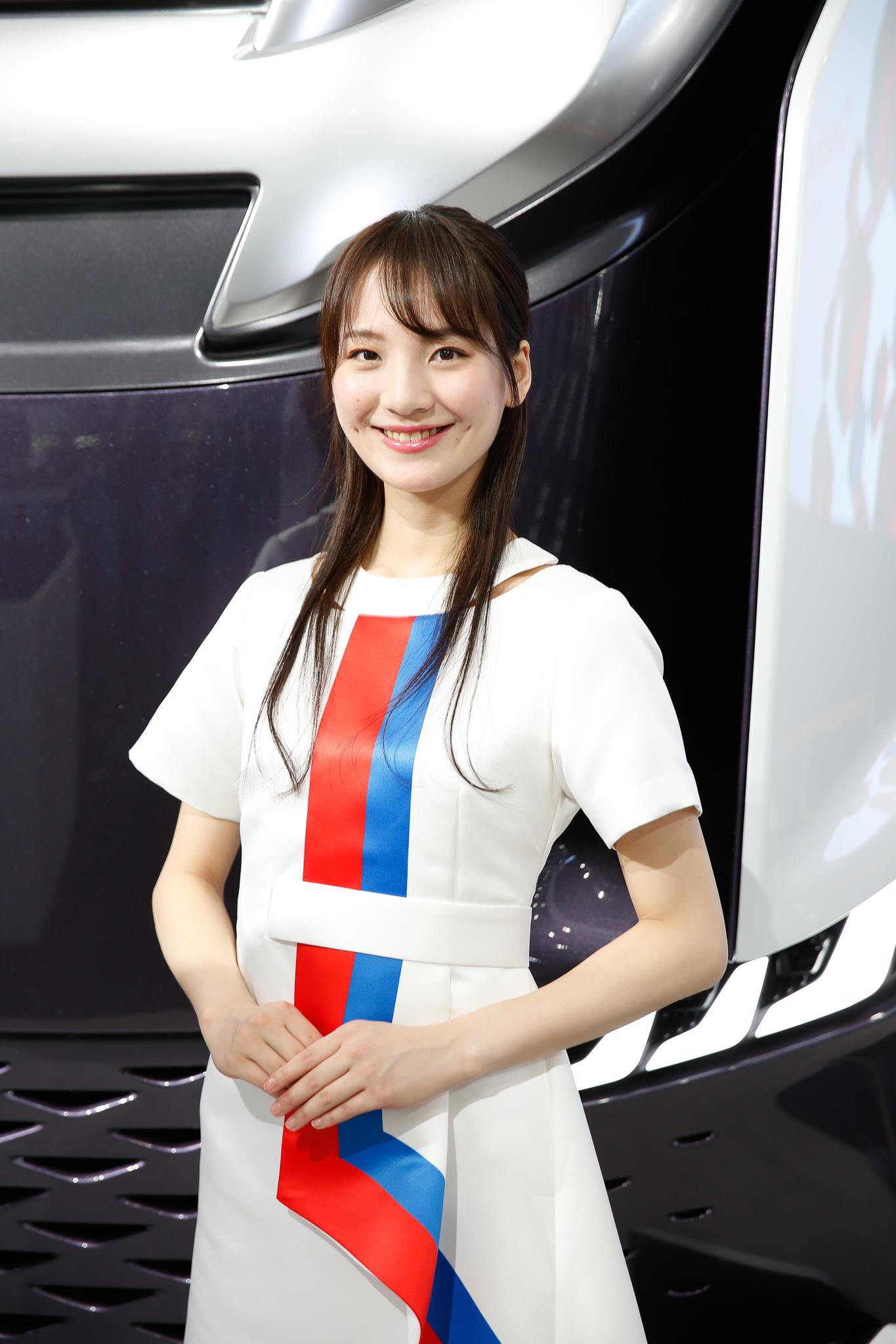 いすゞ 東京モーターショー2019 コンパニオン