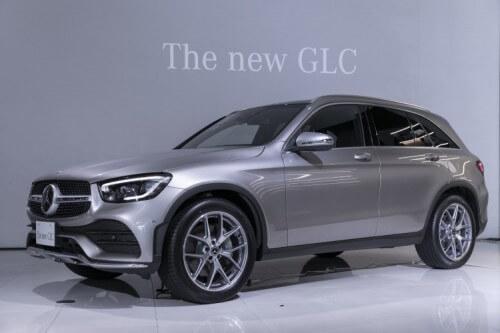 メルセデス・ベンツ GLC 300 4マチック 2019
