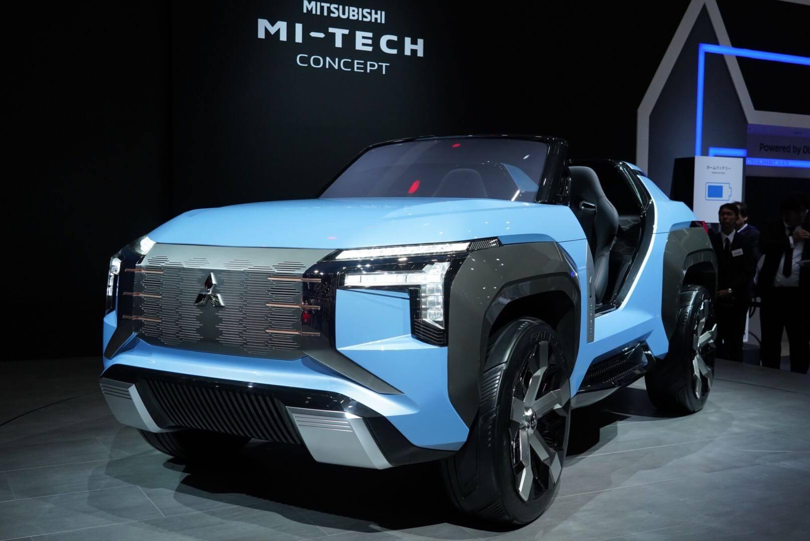 三菱 mi-techコンセプト 東京モーターショー2019