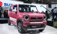 スズキ 新型ハスラーコンセプトが東京モーターショー2019で公開!