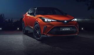 【トヨタ新型C-HR 最新情報】デザイン変更と2.0Lハイブリット追加など欧州で発表