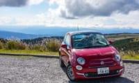 FIAT 500(チンクエチェント)ツインエア 試乗レポ|独特のクセが愛おしいクルマ