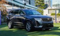 新型キャデラック XT6 国内発表!3列6人乗りの豪華SUVが870万円|新型XT5も発表