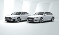 アウディA6・A7に245psの2.0Lターボ・マイルドハイブリッドを追加