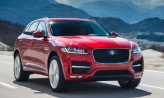【ジャガーのSUV】新車全3車種一覧比較&口コミ評価 2020年最新版