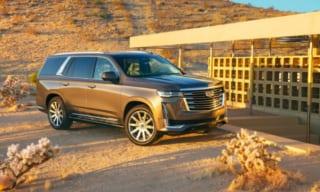 【キャデラックのSUV】新車全3車種一覧比較&口コミ評価 2020年最新版
